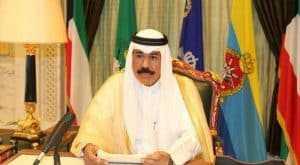أمير الكويت يجدد الثقة فى الحكومة الحالية