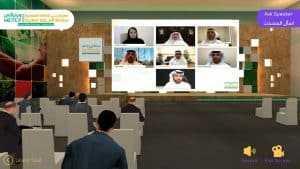 """انطلاق أعمال معرضي """" ويتيكس"""" و """" دبي للطاقة الشمسية """""""