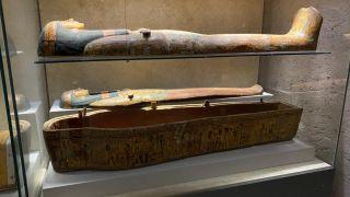 10 محافظ جنوب سيناء: 6 ألاف قطعة اثرية بمتحف شرم الشيخ • أخبار السياحة